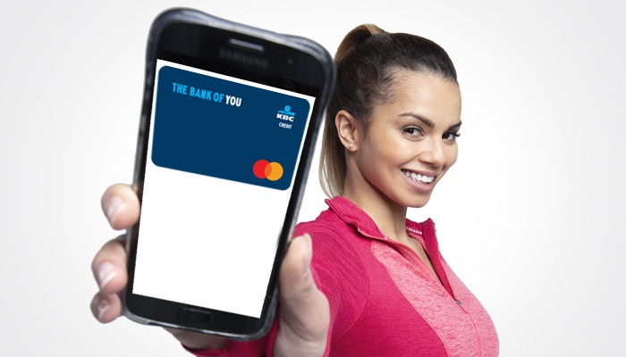 Credit Cards with KBC